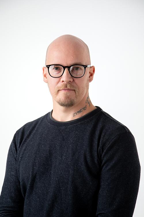 suunnittelija Sami Lämpsä